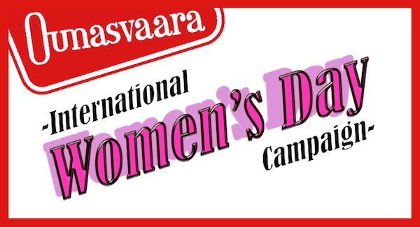 Wed 8.3. <strong>Women's Day</strong>