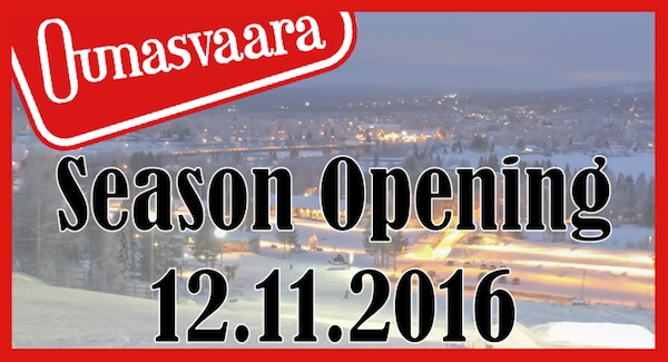 Sat 12.11. <strong>Season Opening</strong> Read more...