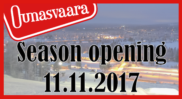 Sat 11.11. <strong>Season Opening</strong>
