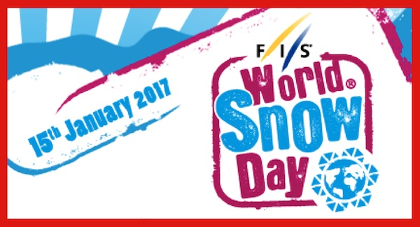 Sun 15.1. <strong>World Snow Day</strong>