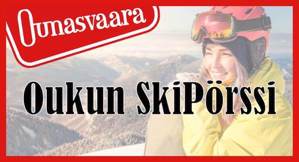 La 22.10. <strong>Oukun Skipörssi</strong>  Lue lisää...