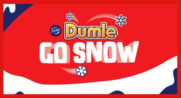 Ke-To 1.-2.3. <strong>Dumle Go Snow</strong> Lue lisää...